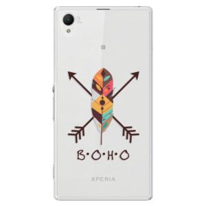 Plastové pouzdro iSaprio BOHO na mobil Sony Xperia Z1