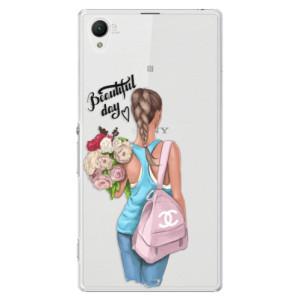 Plastové pouzdro iSaprio Beautiful Day na mobil Sony Xperia Z1