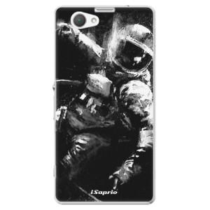 Plastové pouzdro iSaprio Astronaut 02 na mobil Sony Xperia Z1 Compact