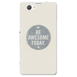 Plastové pouzdro iSaprio Awesome 02 na mobil Sony Xperia Z1 Compact