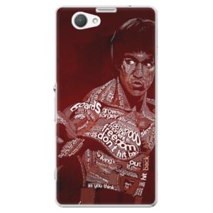 Plastové pouzdro iSaprio Bruce Lee na mobil Sony Xperia Z1 Compact
