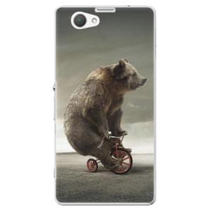 Plastové pouzdro iSaprio Bear 01 na mobil Sony Xperia Z1 Compact