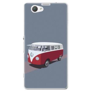 Plastové pouzdro iSaprio VW Bus na mobil Sony Xperia Z1 Compact