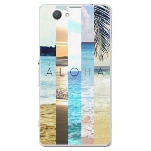 Plastové pouzdro iSaprio Aloha 02 na mobil Sony Xperia Z1 Compact