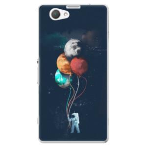Plastové pouzdro iSaprio Balloons 02 na mobil Sony Xperia Z1 Compact