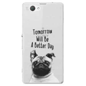 Plastové pouzdro iSaprio Better Day 01 na mobil Sony Xperia Z1 Compact