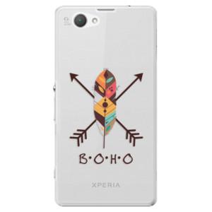 Plastové pouzdro iSaprio BOHO na mobil Sony Xperia Z1 Compact