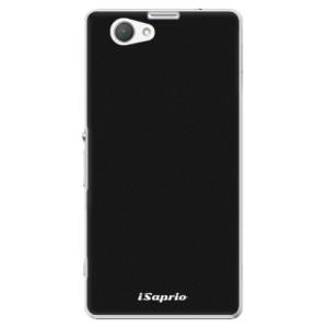 Plastové pouzdro iSaprio 4Pure černé na mobil Sony Xperia Z1 Compact