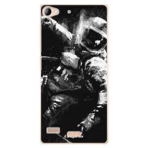 Plastové pouzdro iSaprio Astronaut 02 na mobil Sony Xperia Z2