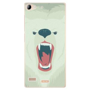Plastové pouzdro iSaprio Angry Bear na mobil Sony Xperia Z2
