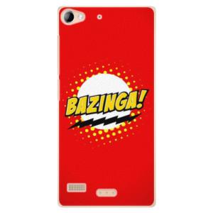 Plastové pouzdro iSaprio Bazinga 01 na mobil Sony Xperia Z2