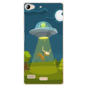 Plastové pouzdro iSaprio Alien 01 na mobil Sony Xperia Z2