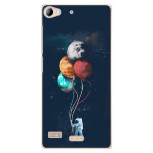 Plastové pouzdro iSaprio Balloons 02 na mobil Sony Xperia Z2