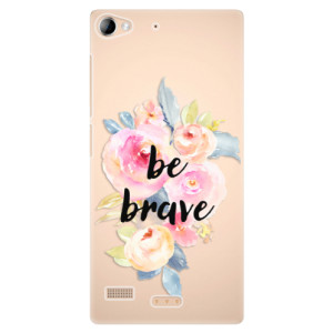 Plastové pouzdro iSaprio Be Brave na mobil Sony Xperia Z2