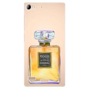 Plastové pouzdro iSaprio Chanel Gold na mobil Sony Xperia Z2