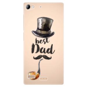 Plastové pouzdro iSaprio Best Dad na mobil Sony Xperia Z2