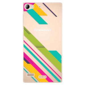 Plastové pouzdro iSaprio Color Stripes 03 na mobil Sony Xperia Z2