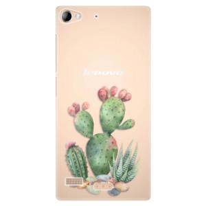 Plastové pouzdro iSaprio Cacti 01 na mobil Sony Xperia Z2