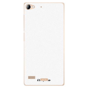Plastové pouzdro iSaprio 4Pure bílé na mobil Sony Xperia Z2