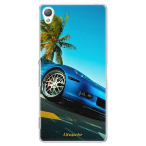 Plastové pouzdro iSaprio Car 10 na mobil Sony Xperia Z3