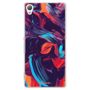 Plastové pouzdro iSaprio Color Marble 19 na mobil Sony Xperia Z3