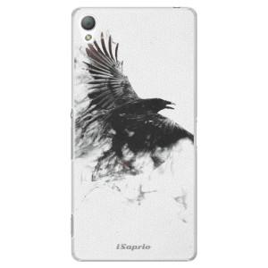 Plastové pouzdro iSaprio Dark Bird 01 na mobil Sony Xperia Z3