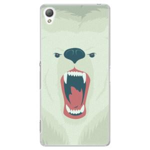 Plastové pouzdro iSaprio Angry Bear na mobil Sony Xperia Z3