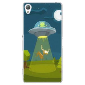 Plastové pouzdro iSaprio Alien 01 na mobil Sony Xperia Z3
