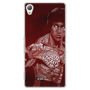 Plastové pouzdro iSaprio Bruce Lee na mobil Sony Xperia Z3