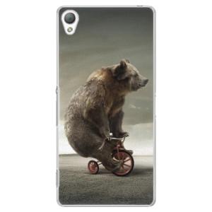 Plastové pouzdro iSaprio Bear 01 na mobil Sony Xperia Z3