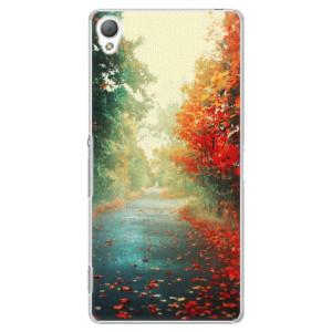 Plastové pouzdro iSaprio Autumn 03 na mobil Sony Xperia Z3