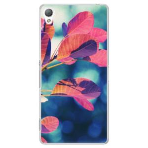 Plastové pouzdro iSaprio Autumn 01 na mobil Sony Xperia Z3