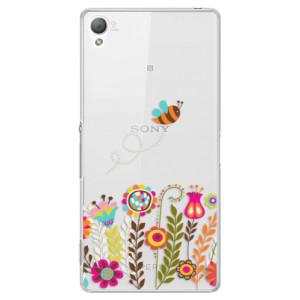 Plastové pouzdro iSaprio Bee 01 na mobil Sony Xperia Z3