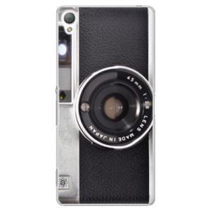 Plastové pouzdro iSaprio Vintage Camera 01 na mobil Sony Xperia Z3