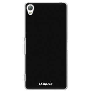 Plastové pouzdro iSaprio 4Pure černé na mobil Sony Xperia Z3