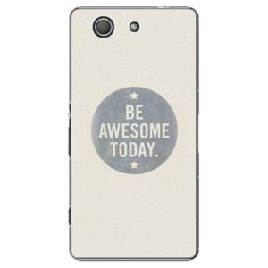 Plastové pouzdro iSaprio Awesome 02 na mobil Sony Xperia Z3 Compact