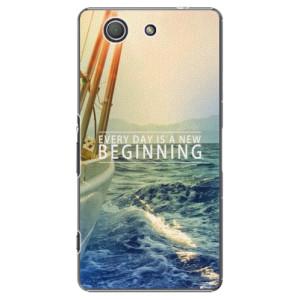 Plastové pouzdro iSaprio Beginning na mobil Sony Xperia Z3 Compact
