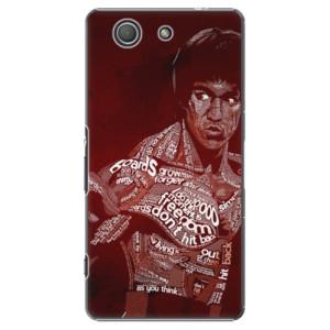 Plastové pouzdro iSaprio Bruce Lee na mobil Sony Xperia Z3 Compact