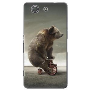 Plastové pouzdro iSaprio Bear 01 na mobil Sony Xperia Z3 Compact