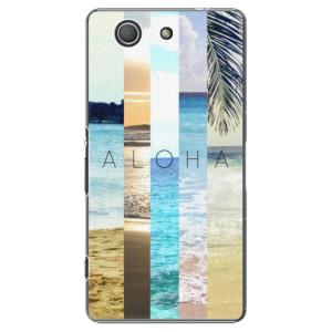 Plastové pouzdro iSaprio Aloha 02 na mobil Sony Xperia Z3 Compact