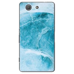 Plastové pouzdro iSaprio Blue Marble na mobil Sony Xperia Z3 Compact