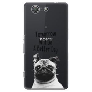 Plastové pouzdro iSaprio Better Day 01 na mobil Sony Xperia Z3 Compact