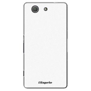 Plastové pouzdro iSaprio 4Pure bílé na mobil Sony Xperia Z3 Compact