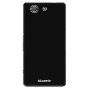 Plastové pouzdro iSaprio 4Pure černé na mobil Sony Xperia Z3 Compact