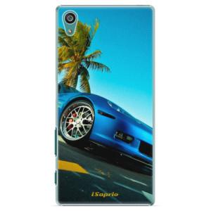 Plastové pouzdro iSaprio Car 10 na mobil Sony Xperia Z5