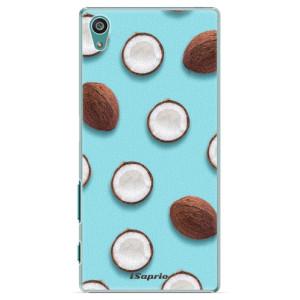 Plastové pouzdro iSaprio Coconut 01 na mobil Sony Xperia Z5