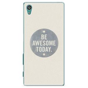 Plastové pouzdro iSaprio Awesome 02 na mobil Sony Xperia Z5