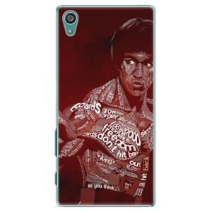 Plastové pouzdro iSaprio Bruce Lee na mobil Sony Xperia Z5
