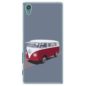 Plastové pouzdro iSaprio VW Bus na mobil Sony Xperia Z5