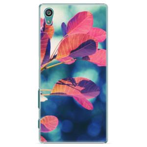 Plastové pouzdro iSaprio Autumn 01 na mobil Sony Xperia Z5